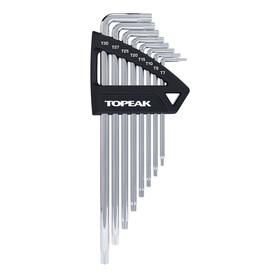 Topeak Torx Wrench Set Bike Tool grey